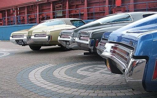 1973 Buick Riviera Boattail. Buick Riviera Boattail, 1971